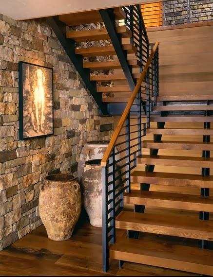 dekoratif taş duvarlar