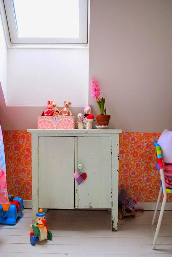 بالصور طرق جديدة ومبتكرة لاستخدامات ورق الحائط