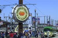 San Francisco's Fisherman's Wharf