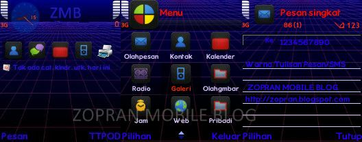 Tema s60v2 | iPhone Theme s60v2 Edition