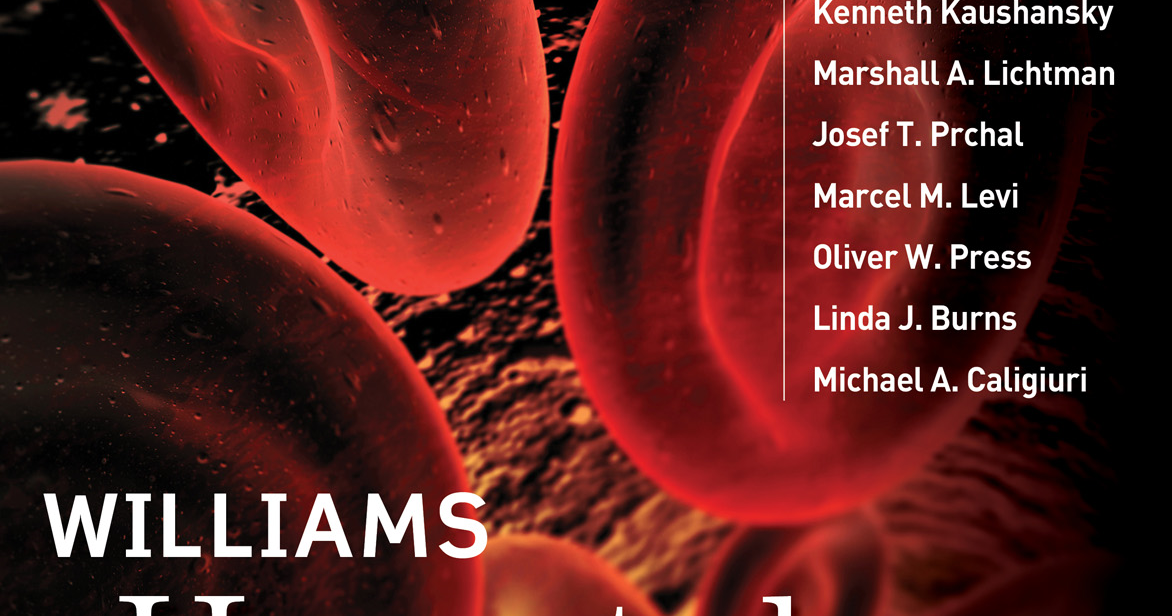 Williams Hematology 9th Edition Medical Book For Free Download