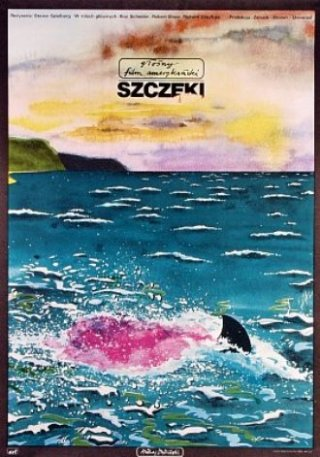 polish jaws poster