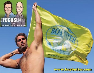 Listen: Boy Butter creator Eyal Feldman's Interview on SiriusXM gay biz show, The Focus Group