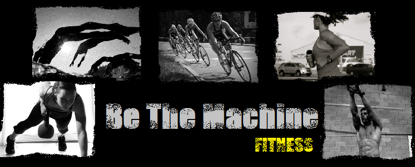 BE THE MACHINE
