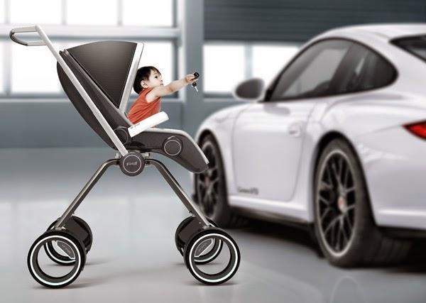 Carriola Porsche Design P 4911