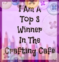 Top 3 @ Crafting Cafe 7th March