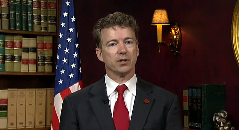 Rand Paul Responds to President Obama