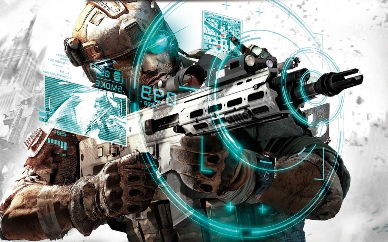 Ghost Recon Future Soldier, HD Wallpaper