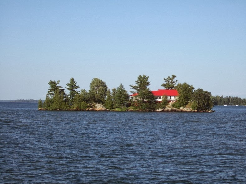 Thousand Islands - Las 1000 Islas