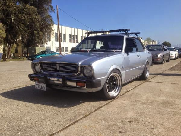 Daily Turismo 3k Sweet Engine Car Included 1975 Toyota Corolla
