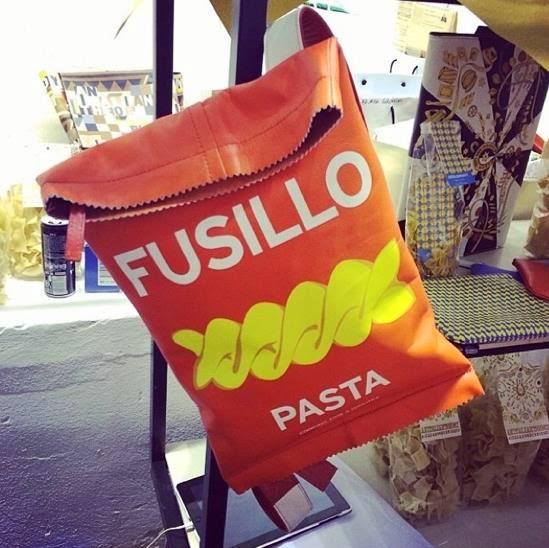 pasta an italian theory collezione pasta colorblock by felym fashion blog di mariafelicia magno fashion