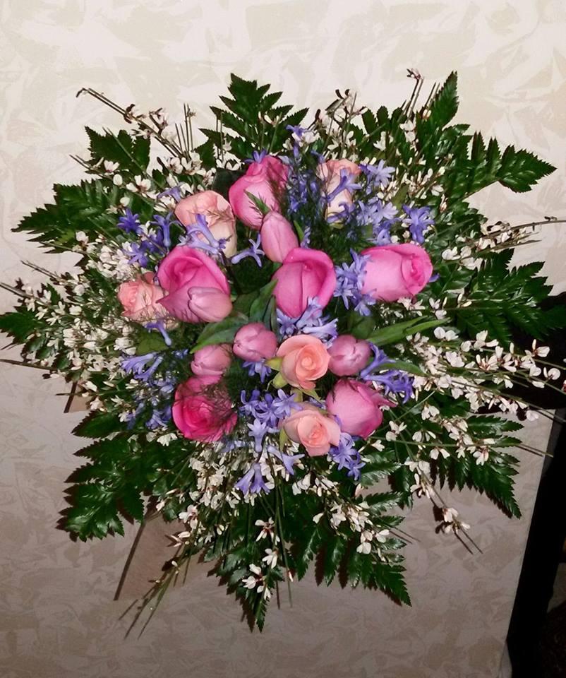 Flora queen mazzo di fiori per il mio compleanno test for Progetta il mio mazzo