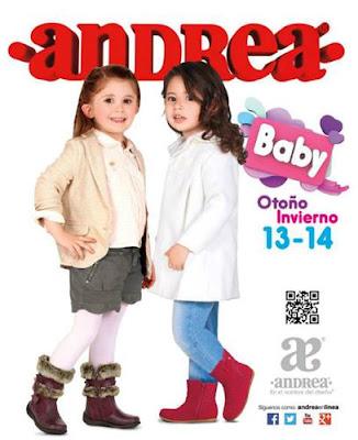 catalogo andrea baby OI 2013-2013