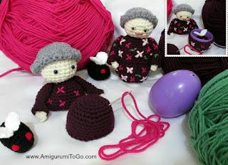 crochet old lady pattern free
