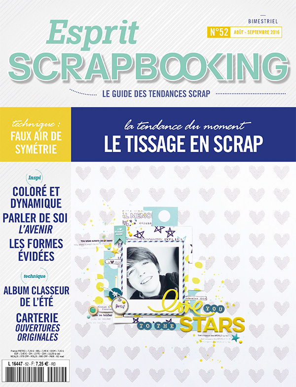 Esprit Scrapbooking 52