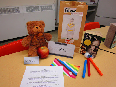 paper bag book report ideas Ideas for students to help them with thier book reports.