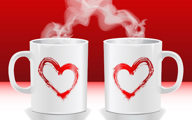 Best Jungle Life hot drink, love, hearts, hot