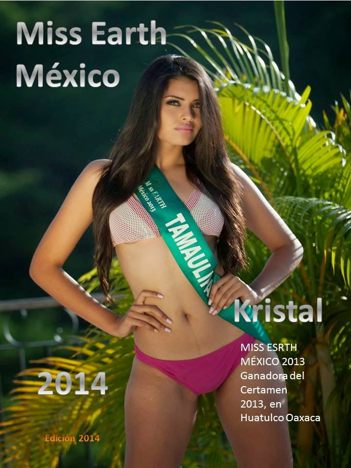 REVISTA VIRTUAL MISS EARTH MÉXICO 2014