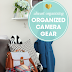 UHeart Organizing: Organized Camera Gear