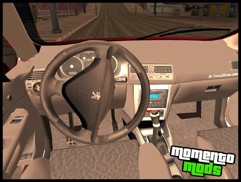 GTA SA - Peugeot 307cc BMS Edition V1.06