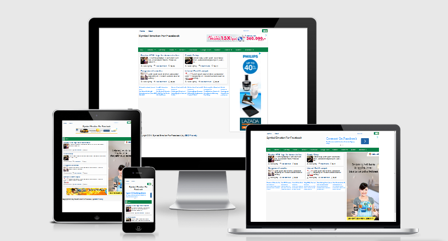 SEO Blogger Template Valid HTML5 dan CSS3