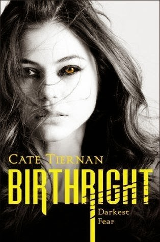 darkest fear by cate tiernan book cover