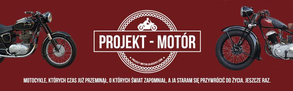 Projekt - Motór