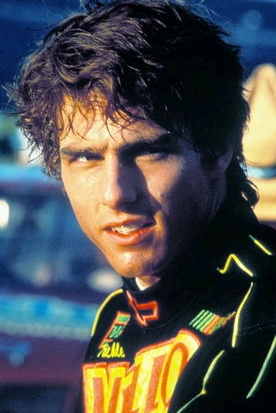 Hot Wallpaper: Tom Cruise Days of Thunder Movie.