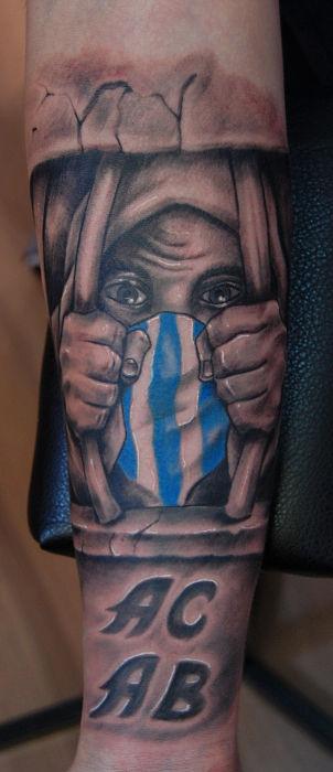 tattoovorlagen acab tattoo motive - Tattoo Bilder