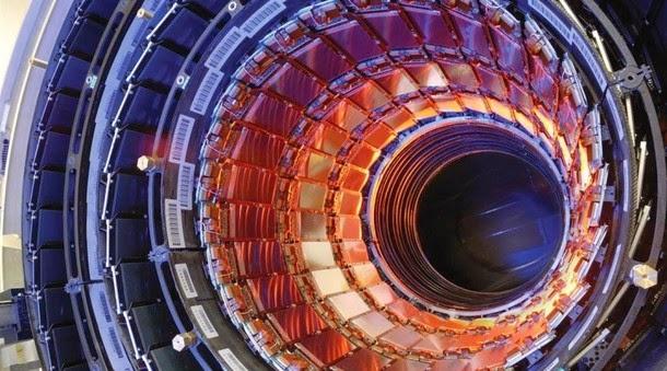 LHC detecta partícula mais rara que o Bóson de Higgs