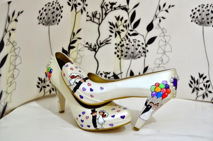 Farklı Gelin Ayakkabıları