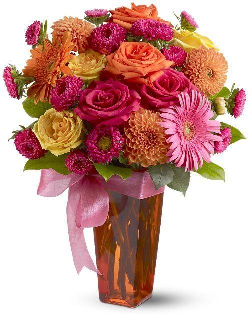 Fotos de jarrones de flores fotografias y fotos para - Jarrones de cristal con flores ...