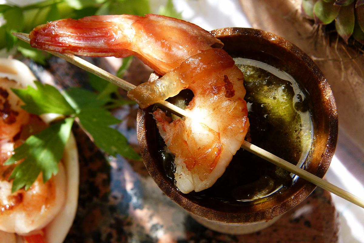 Сос за лангусти, омари и скариди
