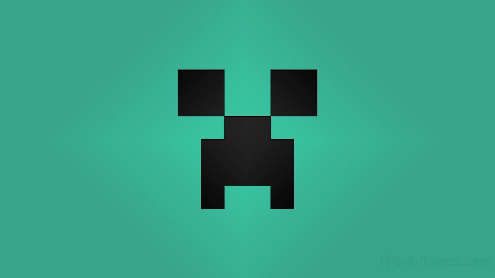 Best Wallpaper Minecraft Desktop - colorful-minecraft-creeper-wallpaper-cyan  Collection_6911100.jpg