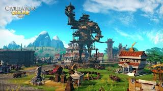 MMORPG Civilization Online