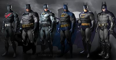Бэтмен 2012 игра