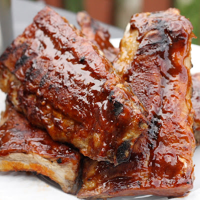 Whiskey Dijon Ribs