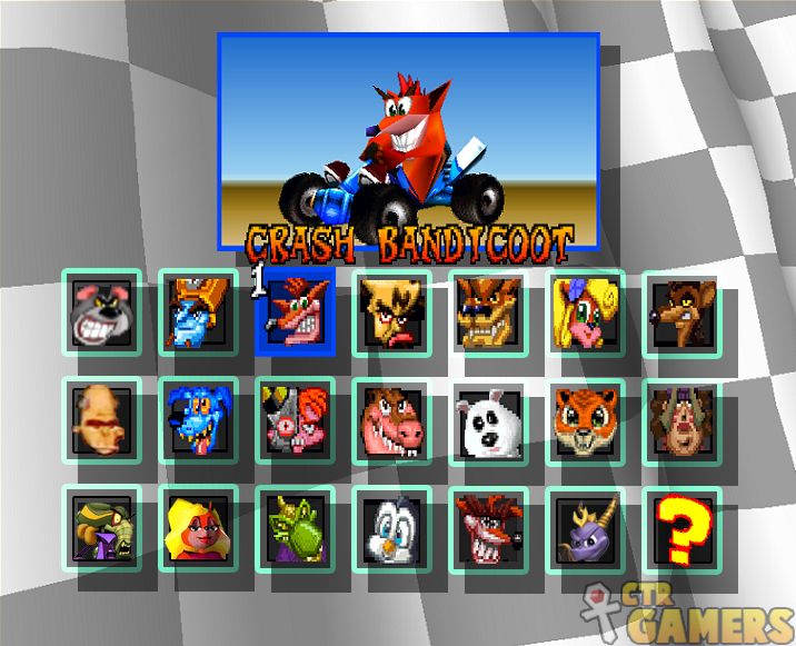 Download Game Crash Team Racing ( CTR ) For PC   WORLD GAMES