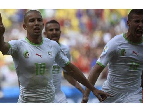 30 ألف يورو لكل لاعب جزائري في حال تخطي ألمانيا