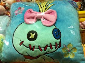 HK Trendyland Scrump Cushion
