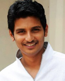 Jiiva's New movie tilted as Gemini Ganesan