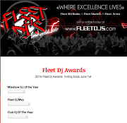 FLEET DJ AWARDS