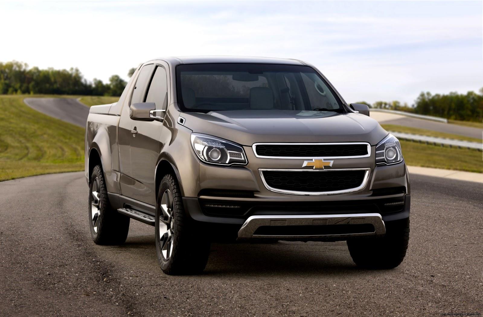 Chevrolet 2014 Chevy Colorado Truck
