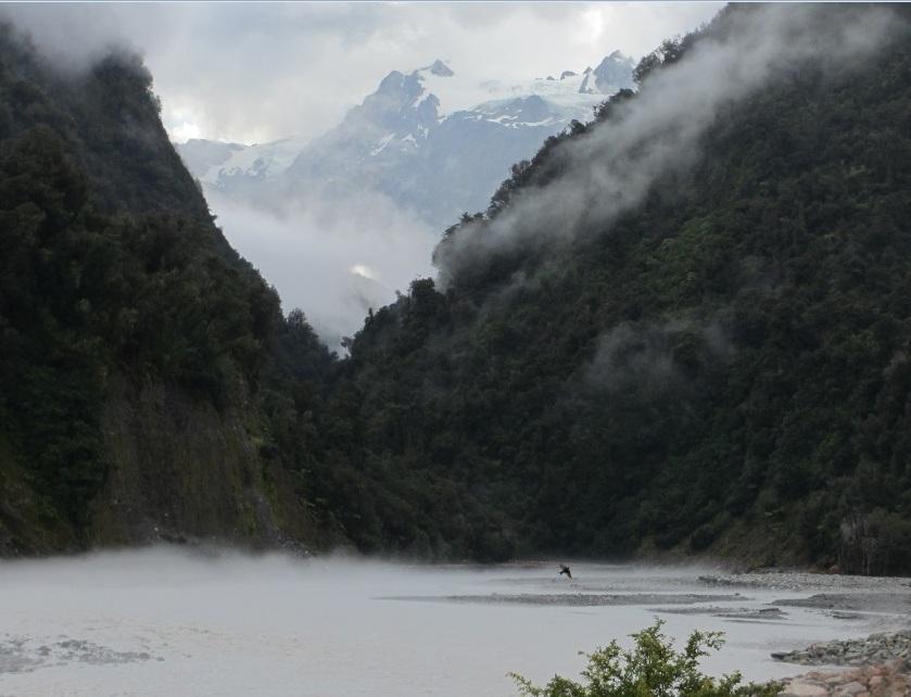 Senderismo en Nueva Zelanda