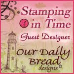 Stamping in Time Guest Designer