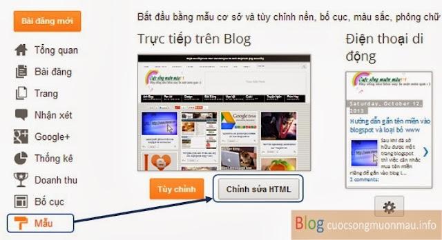 Thêm Meta Description và Keyword tự động vào từng bài viết cho Blogspot