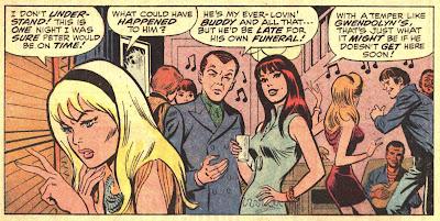 old comics spider-man
