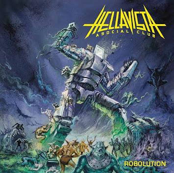 "HELLAVISTA - ""ROBOLUTION"""