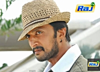 Kannada Actor Sudeep Who Desires To Act In Tamil Films