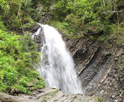Женецкий Водопад как найти
